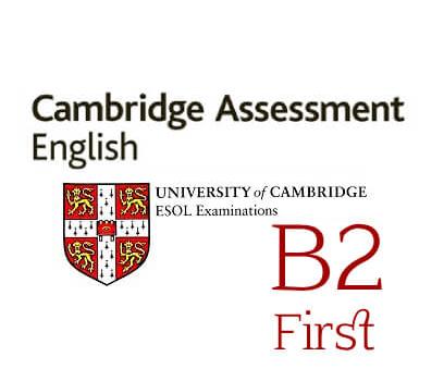 B2 First