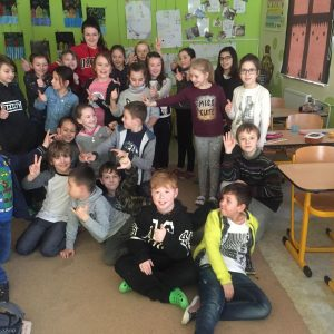 DIANA YATSYSHYN: A NEW INTERNATIONAL VOLUNTEER EXPERIENCE