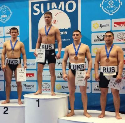EUROPEAN SUMO CHAMPIONSHIP