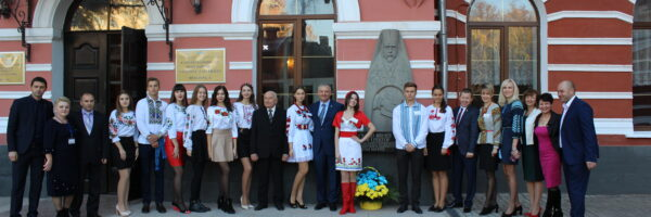 AN IMPORTANT EVENT FOR THE WHOLE TOWN: ANNIVERSARY OF KAMIANETS-PODILSKYI NATIONAL IVAN OHIIENKO UNIVERSITY