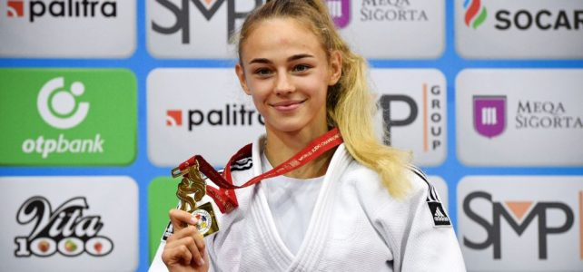 Our student is a world champion