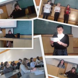 STUDENT SPEAKER CLUB