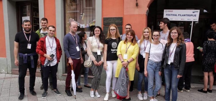 YOUTH EXCHANGE OF ERASMUS + IN SERBIA