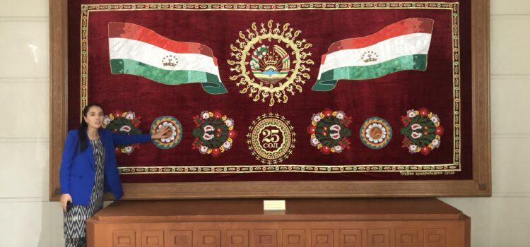DigEco – meeting in Tajikistan